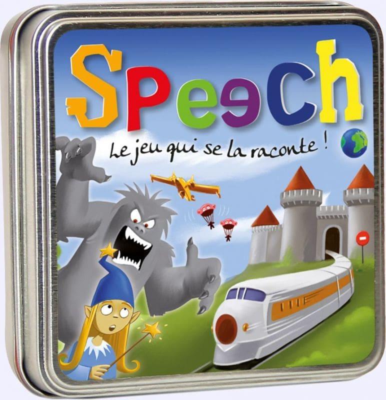 Des jeux pour le FLE: SPEECH