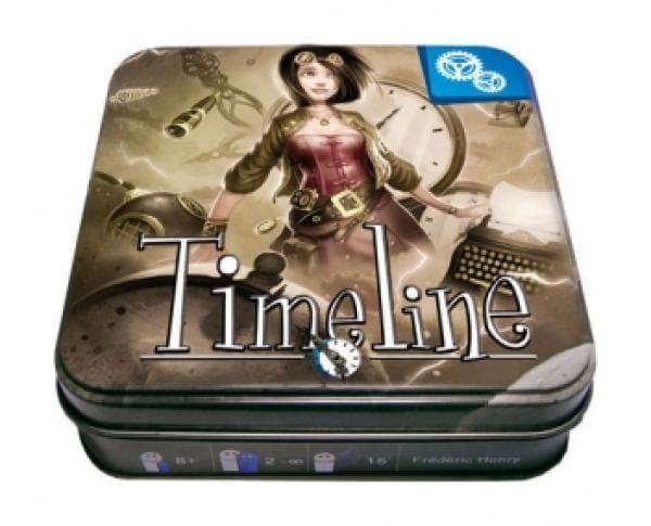Des jeux pour le FLE : TIMELINE