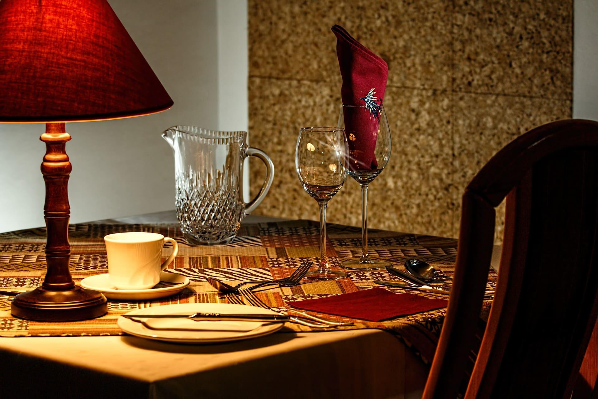 Dialogues : au restaurant