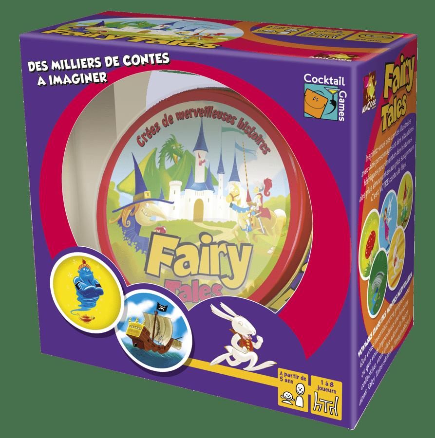 Des jeux pour le FLE: Fairy Tales
