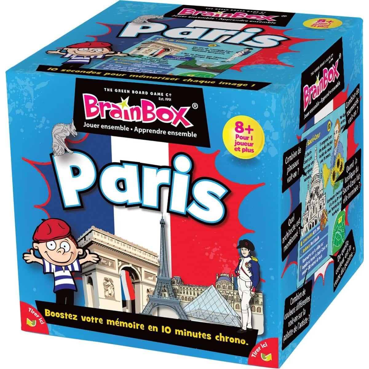 Des jeux pour le FLE: les BRAINBOX
