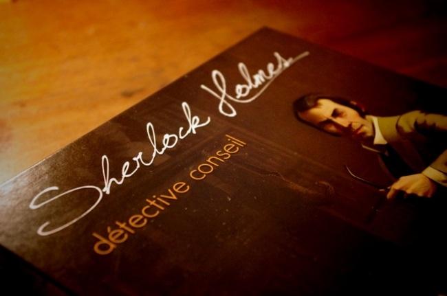 Des jeux pour le FLE : Sherlock Holmes Détective Conseil