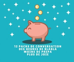 12 packs de conversation