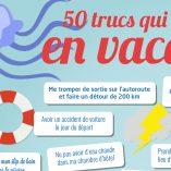 50 trucs vacances