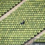 Parler de sport: simuler une conférence de presse d'après-match