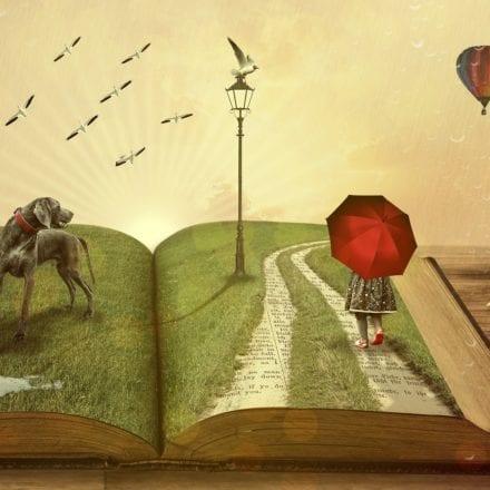 Écrire au passé simple : mon petit conte à moi