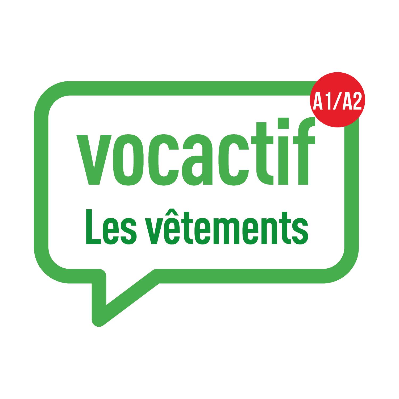 VOCACTIF A1-A2 : les vêtements