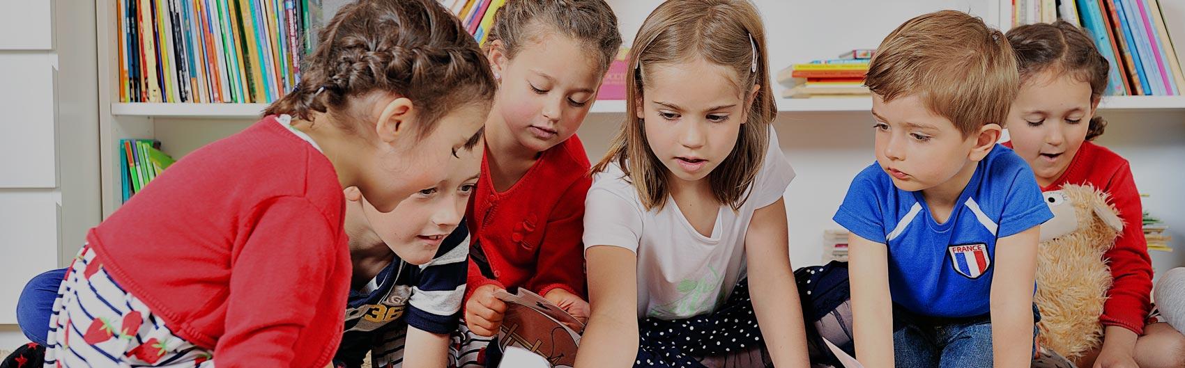 FLE pour enfants : utiliser des supports répétitifs