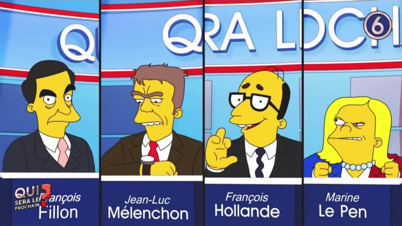 Compréhension orale B1 environnement, politique et Simpsons : présidentielle 2017 !