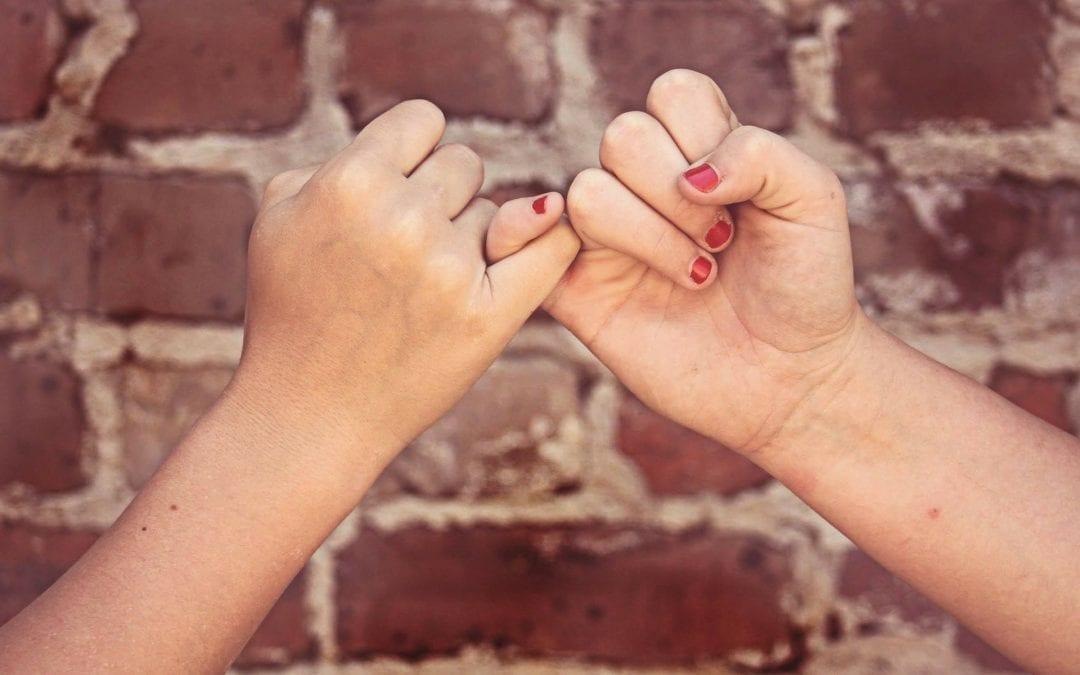 On parle avec les mains