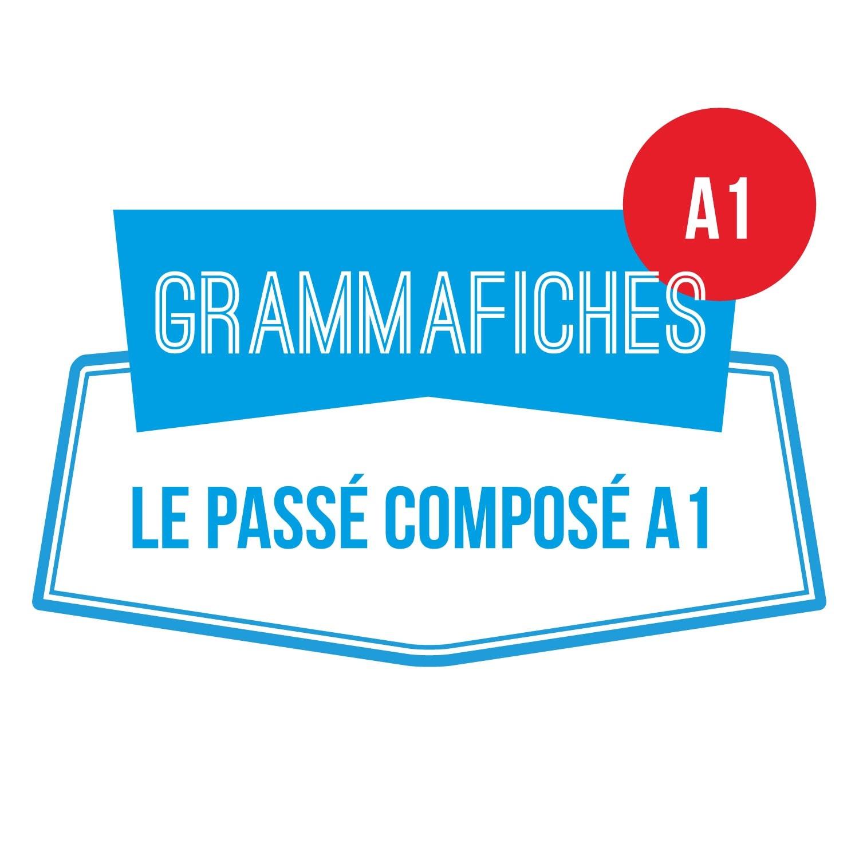 Double Grammafiche A1 : le passé composé