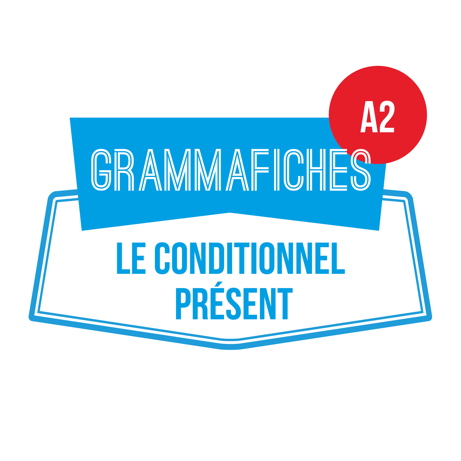 Grammafiche A2: le conditionnel présent