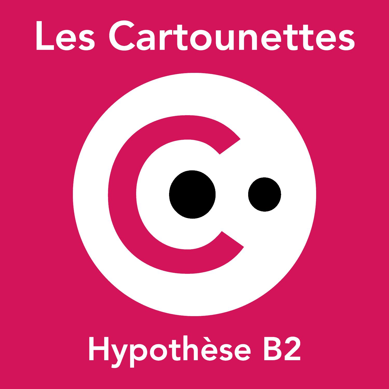 Cartounettes : l'hypothèse B2