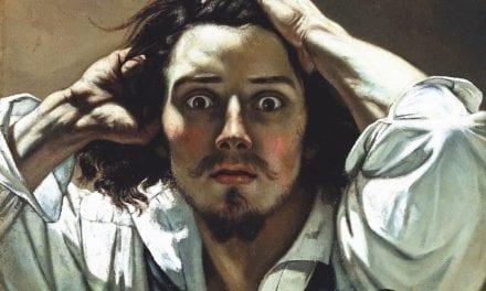 TOPITO: «Top 12 des histoires derrière les grandes peintures de l'histoire»-«Le désespéré» de Gustave Courbet (auteure invitée)