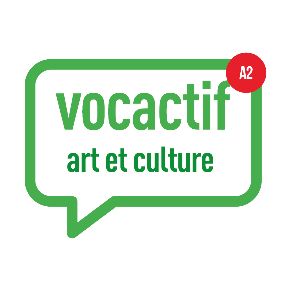 VOCACTIF A2 : art et culture