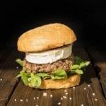 Nourriture : créer un hamburger