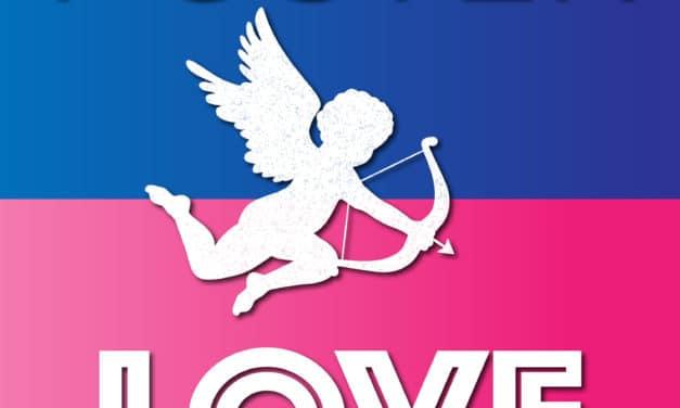 Poster LOVE : le mariage de l'amour et de la grammaire en A1 !