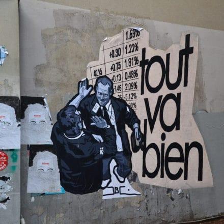 """Chanson """" Tout va bien"""" Orelsan ( 2017) – auteure invitée"""