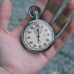 Les 5 dernières minutes de cours