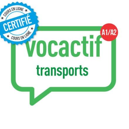 VOCACTIF A1-A2 : les transports