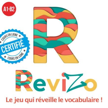 ReviZo : le jeu de défis pour réviser le vocabulaire