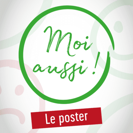 Poster : moi aussi !