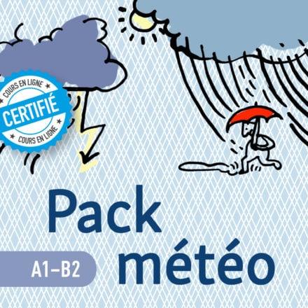 Pack météo A1-B2