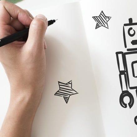 Parler des robots en A1-A2