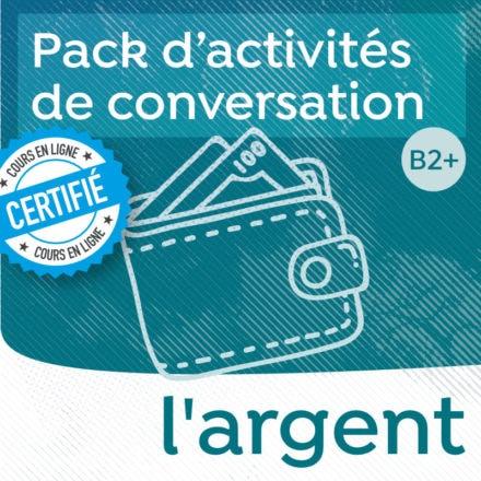 Pack de conversation : parlons argent