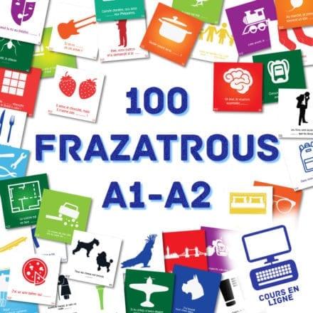 100 FRAZATROUS A1-A2