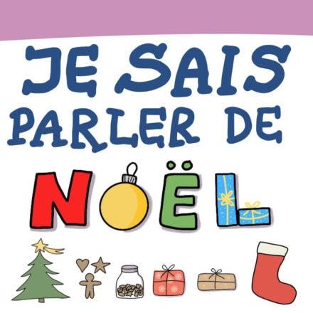 Sketchnote : je sais parler de Noël