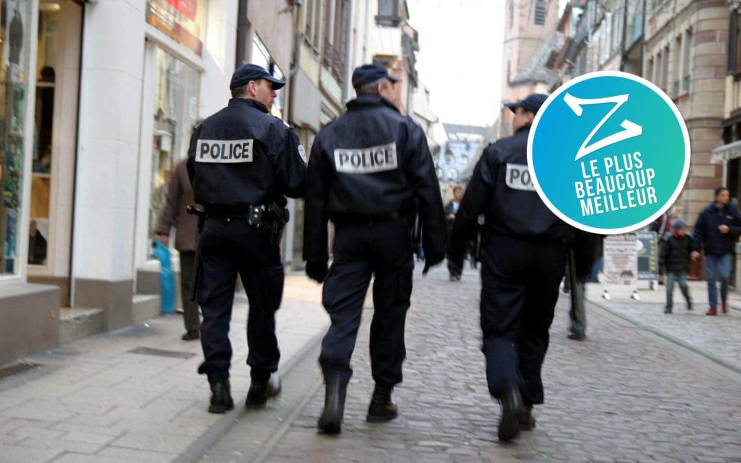 Chef de la police