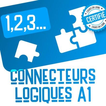 1,2,3… connecteurs logiques A1 !