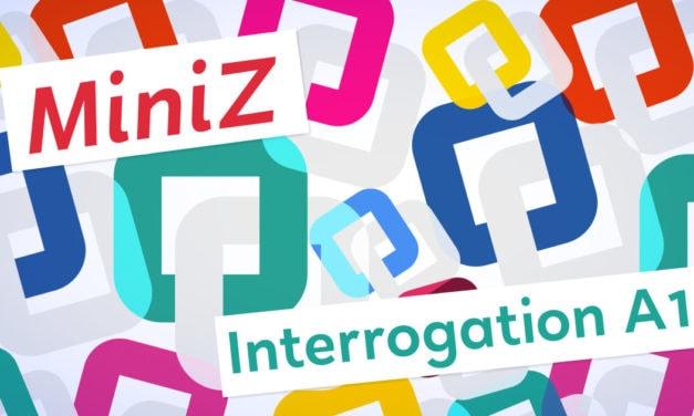 Découvrez ou révisez l'interrogation en A1 avec une miniZ !